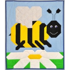 Bumble Bee Paper Pattern