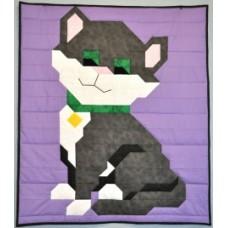 Cat Paper Pattern